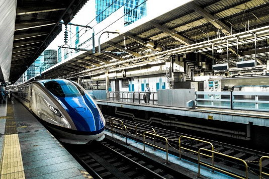 [Japan] Bullet Train Design has been changed