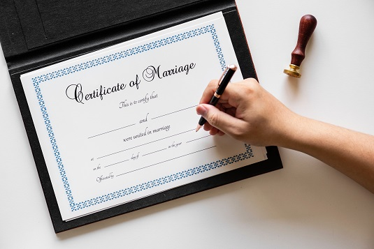 [Business] Company certificate
